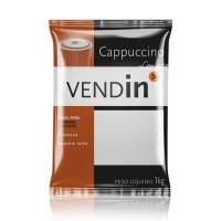 Cappuccino com Canela Vendin - Nova Embalagem KIT C/4 UNID